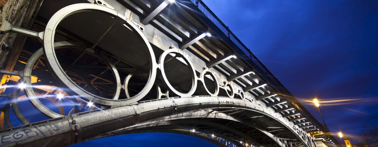 Puente de Triana en Sevilla