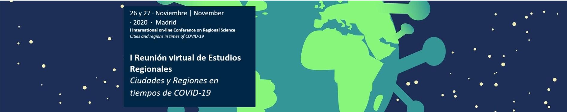 Reseña I Reunión Virtual de Estudios Regionales