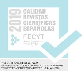 Renovación del Sello de Excelencia y Certificado de Calidad del FECYT a Investigaciones Regionales – Journal of Regional Research