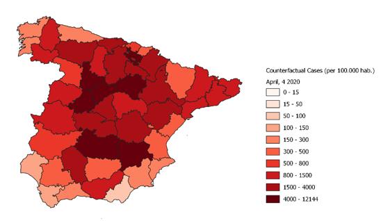 ¿Ha sido efectivo el estado de alarma para combatir el COVID-19? Un análisis especial de la propagación del coronavirus entre las provincias españolas