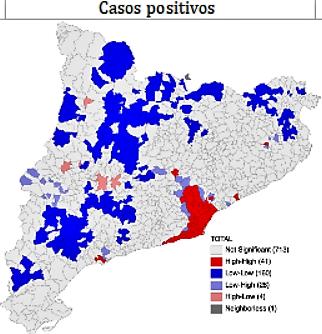 Dimensión espacial del Covid_19: un análisis para Cataluña