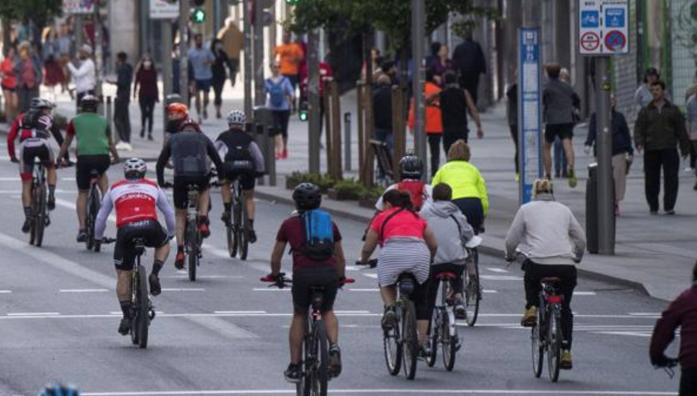 Si Madrid fuera Amsterdam… uso de bicicletas y calidad del aire en una ciudad post-covid