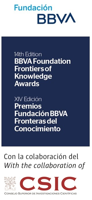 2021 Nominations open: BBVA Foundation Frontiers of Knowledge Awards