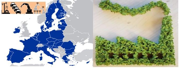La nueva estrategia industrial europea: empresas y territorios